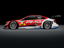 Представлена раскраска машины Виталия Петрова в DTM 2014