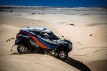 G-Energy Team: Ралли-рейд стартовал в Эмиратах