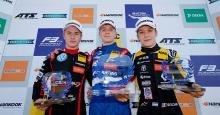 Роберт Шварцман – бронзовый призер FIA F3 European Championship