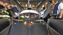 SMP Racing тестирует прототип для гонки «24 часа Ле Мана»