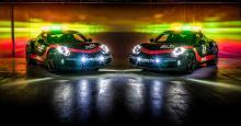 Porsche 911 Turbo станут автомобилями безопасности FIA WEC