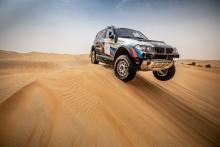 2019 Abu Dhabi Desert Challenge: Позиционная борьба на результат