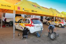 LADA Rally Cup впервые на легендарном ралли «Белые ночи».