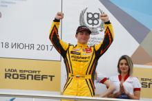 LADA Sport ROSNEFT: 3 подиума в 3 гонках!