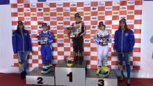 Никита Бедрин завоевал серебро в Италии