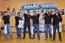 LADA Rally Cup на ралли «900 Озер»