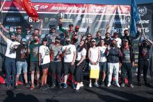 Командный кубок Carville Racing на 3 этапе RDS GP