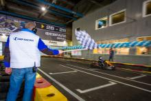 "24 апреля 2017 года старт картинг-турнира ""SMP Racing"