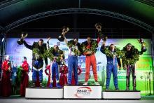 Rally Masters Show 2017 выиграл Петр Бородин из Казахстана